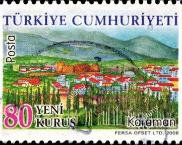 Turkish Stamp - Alamy