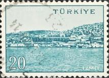Turkish Stamp - iStock