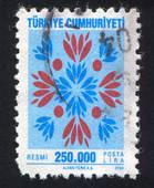 Turkish Stamp