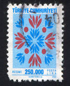 Turkish Stamp