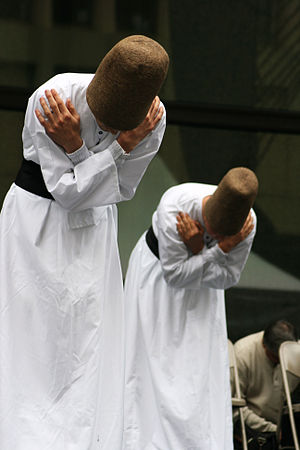 Dervishes Bowing