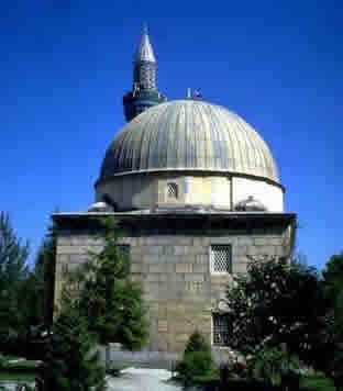 Green Mosque