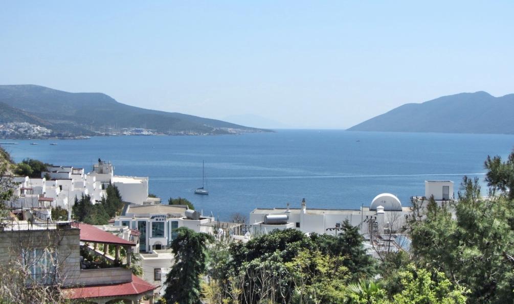 Aegean Sea from Hotel