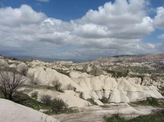 Göreme Hills