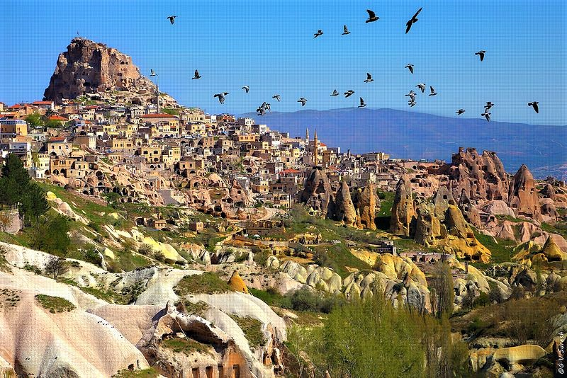 Memories of Cappadocia and Göreme Turkey