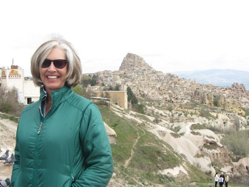 Sue Uchisar Castle