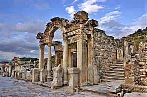 Temple of Hadrian