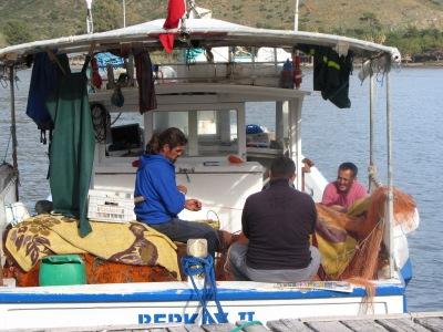 Turkish Fishermen