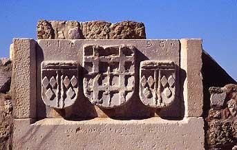 castle coats of arms
