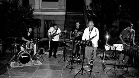 Yorgos Krommydas Modern Jazz Quintet