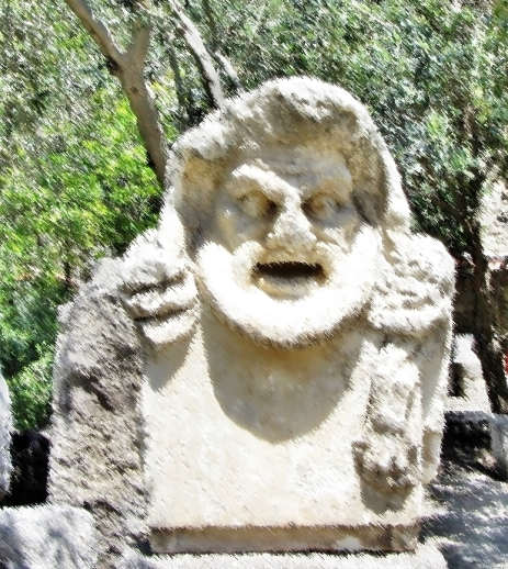 Face Bodrum Castle