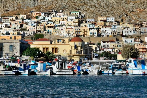 Kalymnos Island Pothia Port