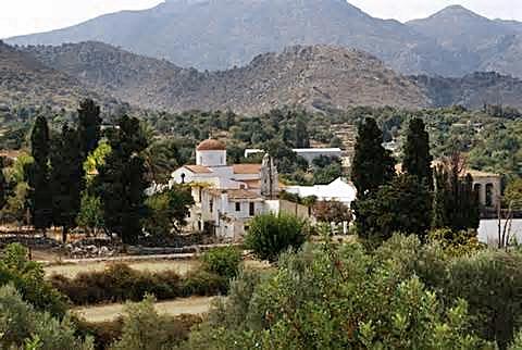 Profitis Ilias Monastery