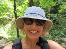 Happy in the Woods