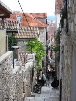 Hvar Side Street