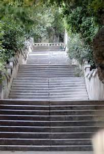 Steps to Marjan
