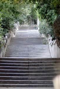 Steps to Marjan