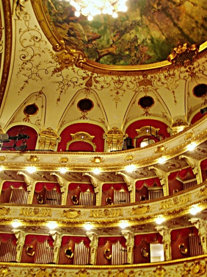National Theater Dome