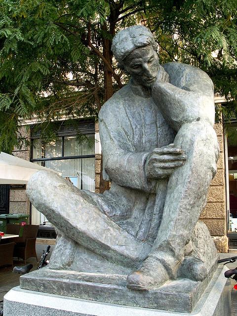 sculptor ivan mestrovic1