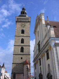 Black Tower České Budějovice