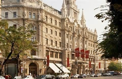 Boscolo Budapest Hotel
