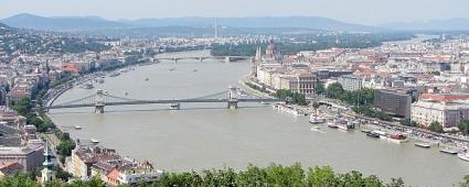 Danube from Citadel