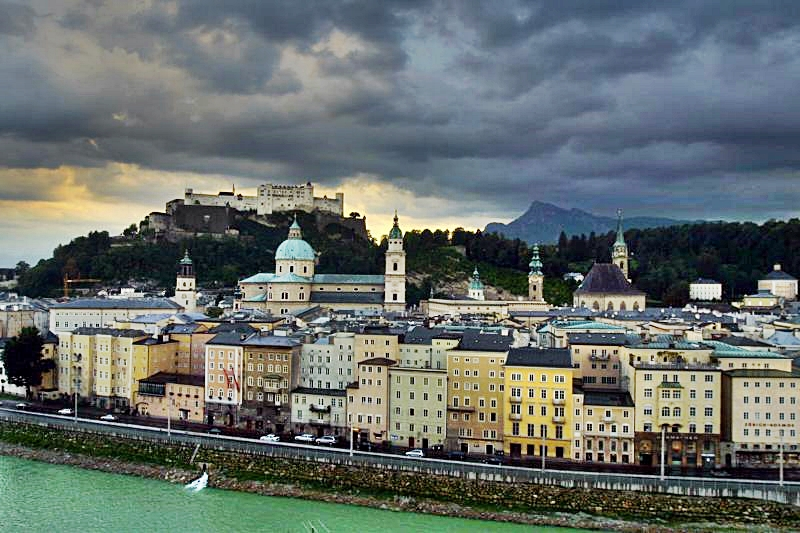 Salzburg Mozart Concert   suemtravels