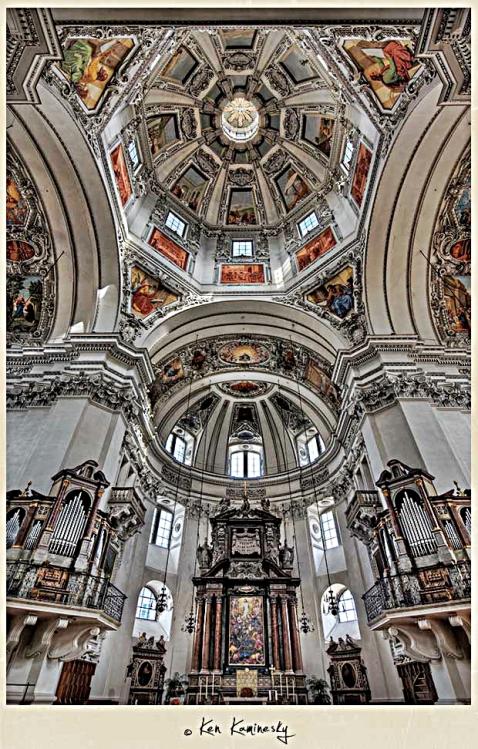 Salzburger Dom Cathedral