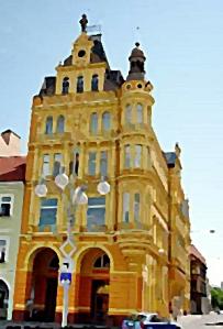 Vcela palace
