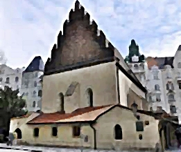 Altneu Synagogue