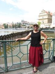 By Vltava River