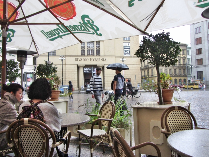 Municipal House Café