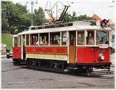 Historic Tram No. 91