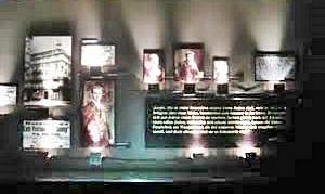 Inside Kafka Museum