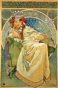 Mucha Princess Hyacinth
