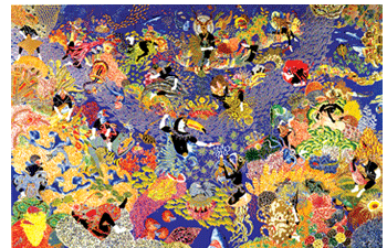 Garden of Earthly Delights III