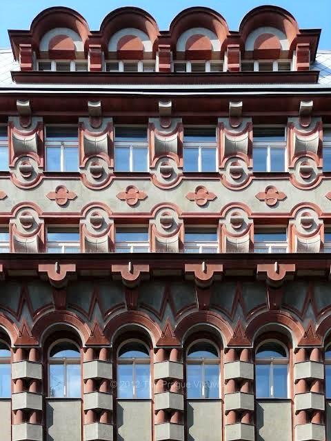 Rondo Cubism Prague