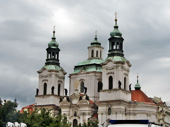 St. Nicholas Chruch Old Town Square