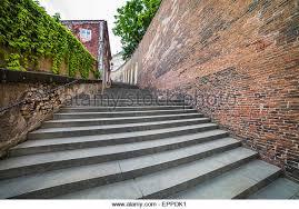 Vysehrad Stone Steps