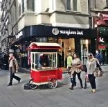 Near Taksim Square