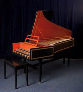 Dowd Harpsichord