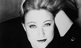 Soprano Mary Wilson