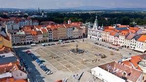 Přemysl Otakar II Square České Budějovice