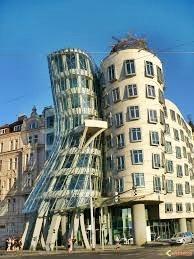 Prague's Dancing House
