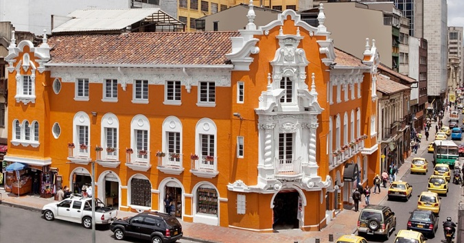 Spanish Colonial Hotel