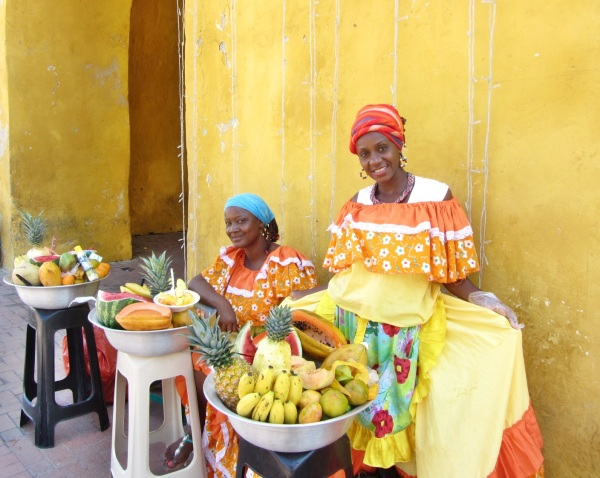 Old City Fruit Vendors