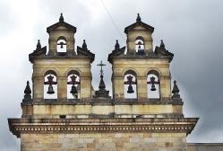 La Catedral Primada Plaza de Bolívar