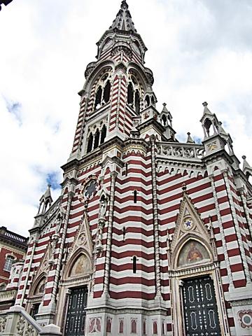 La Iglesia de Nuestra Senora Del Carmen