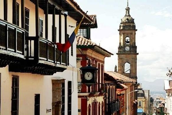 La Candelaria District