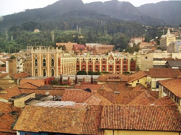La Candelaria Rooftops